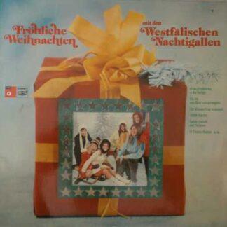 Die Westfälischen Nachtigallen - Fröhliche Weihnachten (LP, Album)