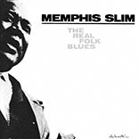 Memphis Slim - The Real Folk Blues (LP, Album, RE, 140)