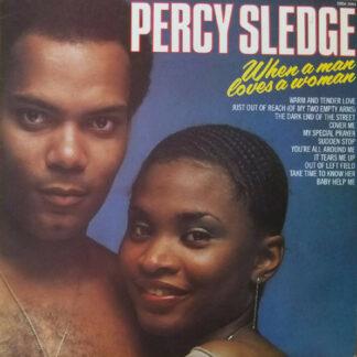 Percy Sledge - When A Man Loves A Woman (LP, Comp)