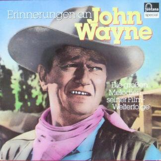 Various - Erinnerungen An John Wayne (LP, Comp)