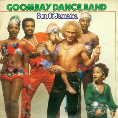 """Goombay Dance Band - Sun Of Jamaica (7"""", Single)"""