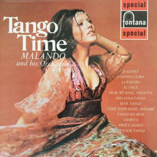 Malando And His Orchestra* - Tango Time (LP)