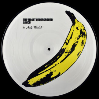 The Velvet Underground & Nico (3) - The Velvet Underground & Nico (LP, Album, Pic, RE)