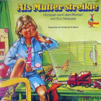 Eric Malpass - Als Mutter Streikte (LP)