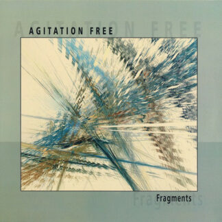 Agitation Free - Fragments (LP, Album, Ltd, RE)