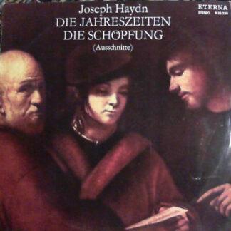 Joseph Haydn - Die Jahreszeiten / Die Schöpfung (Ausschnitte) (LP, RP)