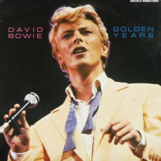 David Bowie - Golden Years (LP, Comp, RM)