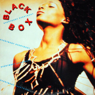 "Black Box - Everybody Everybody (12"", Single)"