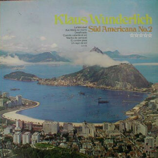 Klaus Wunderlich - Süd Americana No. 2 (LP, Album, RE)
