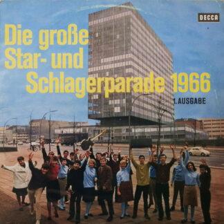 Various - Die Große Star- Und Schlagerparade 1966 1. Ausgabe (LP, Comp)