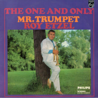 Roy Etzel - The One And Only Mr. Trumpet (LP)