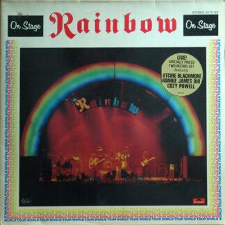 Rainbow - On Stage (2xLP, Album)