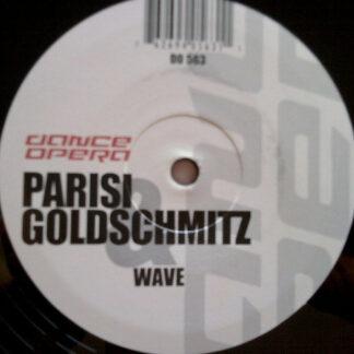 "Parisi* & Goldschmitz* - Wave (12"")"