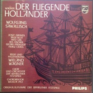 Wagner* - Der Fliegende Holländer (3xLP + Box)