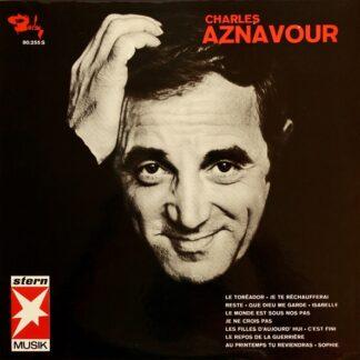 Charles Aznavour - Charles Aznavour (LP, Album)