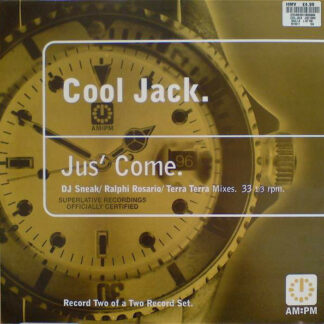 """Cool Jack - Jus' Come (12"""", 2/2)"""
