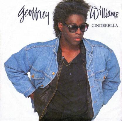 """Geoffrey Williams - Cinderella (7"""", Single)"""