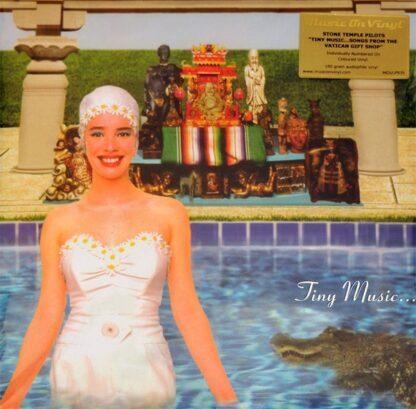Stone Temple Pilots - Tiny Music...Songs From The Vatican Gift Shop (LP, Album, Ltd, Num, RE, Blu)
