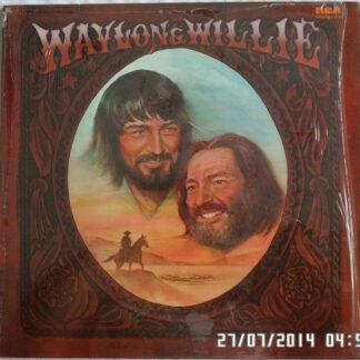 Waylon & Willie* - Waylon & Willie (LP, Album, RE)