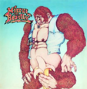 Missus Beastly - Bremen 1974 (LP, Album, Ltd, Num)