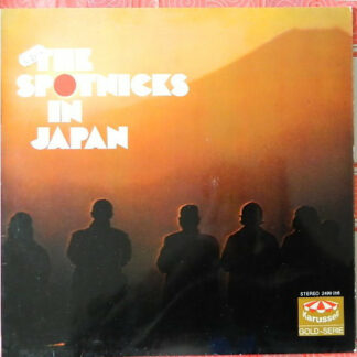 The Spotnicks - In Japan (LP)