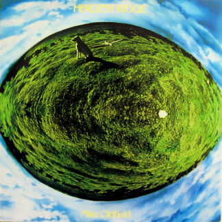 Mike Oldfield - Hergest Ridge (LP, Album, RE, gre)
