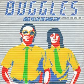 "Buggles* - Video Killed The Radio Star (7"", Single)"