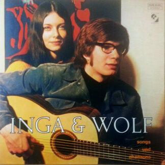 Inga & Wolf - Songs Und Chansons (LP, Album)
