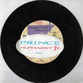 "Prince - Alphabet St. (7"", Single)"