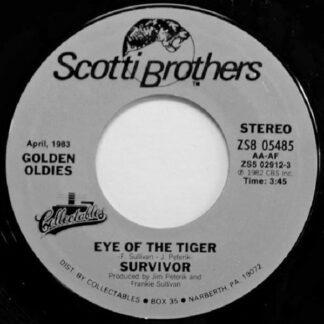 "Survivor - Eye Of The Tiger (7"", Single)"