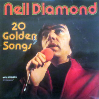 Neil Diamond - 20 Golden Songs (LP, Comp, Club)