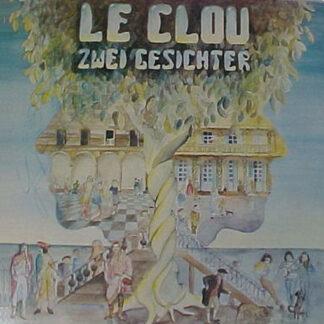 Le Clou - Zwei Gesichter (LP)