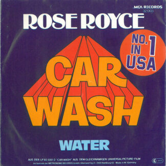 "Rose Royce - Car Wash (7"", Single)"