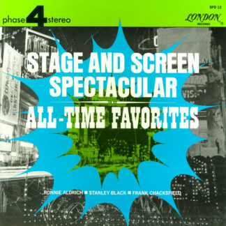 Various - Stage And Screen Spectacular All-Time Favorites (LP, Album)