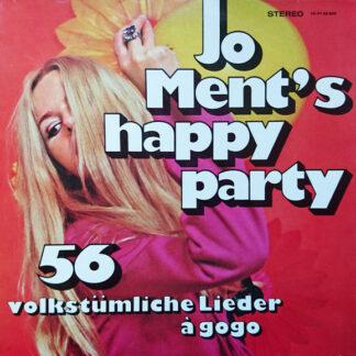 Jo Ment's Happy Sound - Jo Ment's Happy Party (2xLP)
