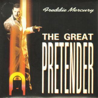"""Freddie Mercury - The Great Pretender (12"""")"""