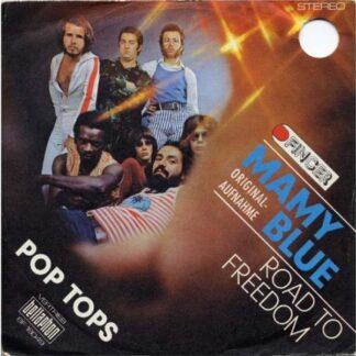"Pop Tops* - Mamy Blue (7"", Single)"