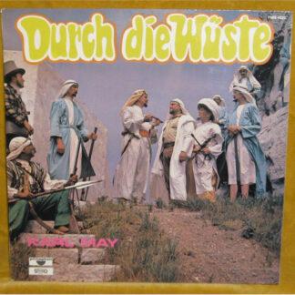 Karl May - Durch Die Wüste (LP)