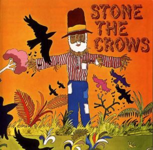 Stone The Crows - Stone The Crows (LP, Album, RE)
