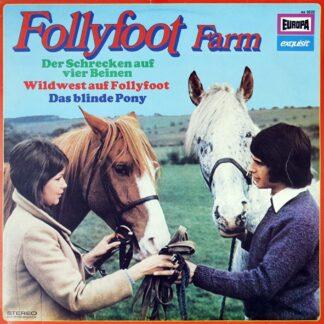 Brigitte Weber (2) - Follyfoot Farm (LP)
