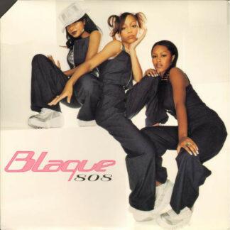 """Blaque (2) - 808 (12"""")"""