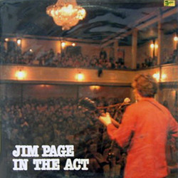Jim Page - In The Act (LP)