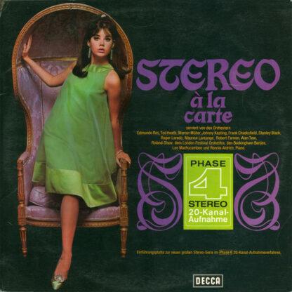 Various - Stereo À La Carte (LP, Comp)