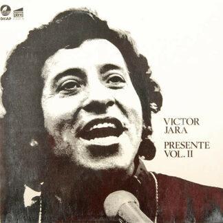 Victor Jara - Presente Vol. II (LP, II )