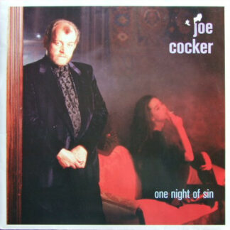 Joe Cocker - One Night Of Sin (LP, Album)