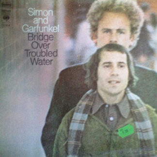 Simon And Garfunkel* - Bridge Over Troubled Water (LP, Album, RE)