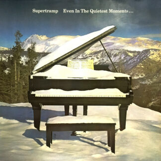 Supertramp - Even In The Quietest Moments... (LP, Album, RE)