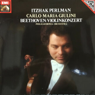 Itzhak Perlman, Philharmonia Orchestra - Beethoven : Violinkonzert (LP)
