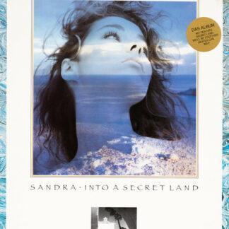 Sandra - Into A Secret Land (LP, Album)