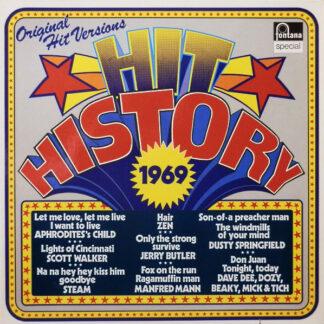 Various - Hit History 1969 (LP, Comp)